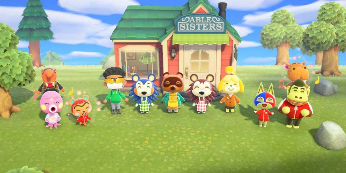 The Animal Crossing New Horizons Nook Link portal has been updated