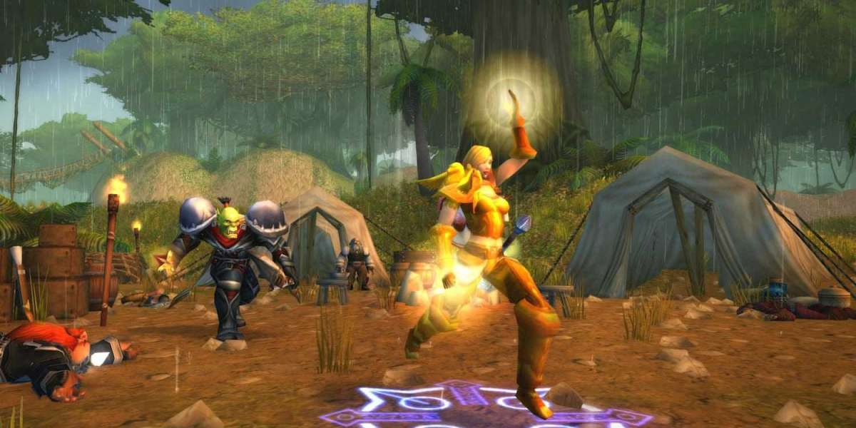 World of Warcraft Classic's very last in-sport occasion starts on Thursday