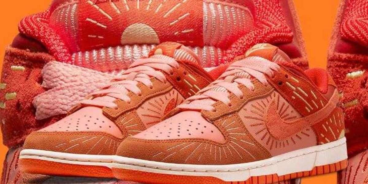 "The Nike Dunk Low In ""Team Orange"" Drop Early Winter"