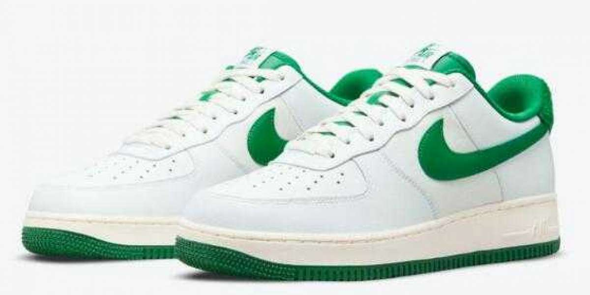 Nike Air Force 1 '07 LV8 Releasing For Michigan State Fans