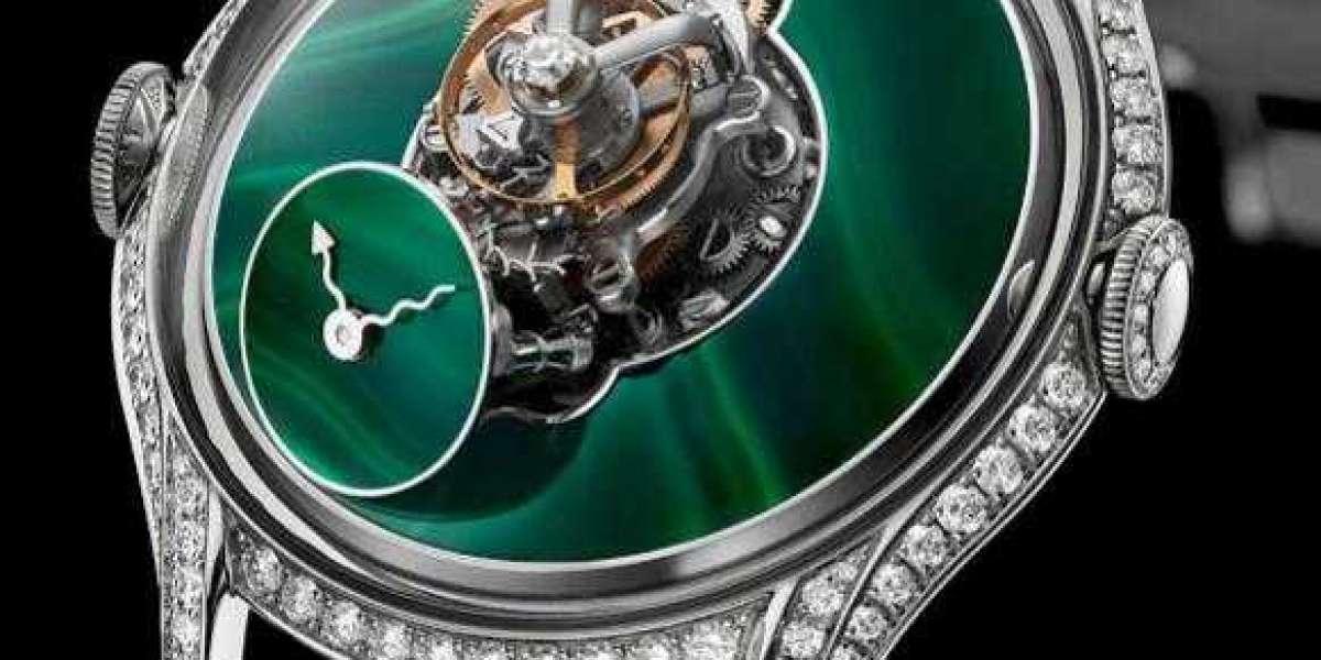 Patek Philippe Watch Price Replica Complications Diamond Rose Gold Chronograph 5961R-010